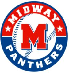 midway baseball logo