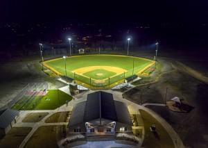 Field #1 under lights 1a