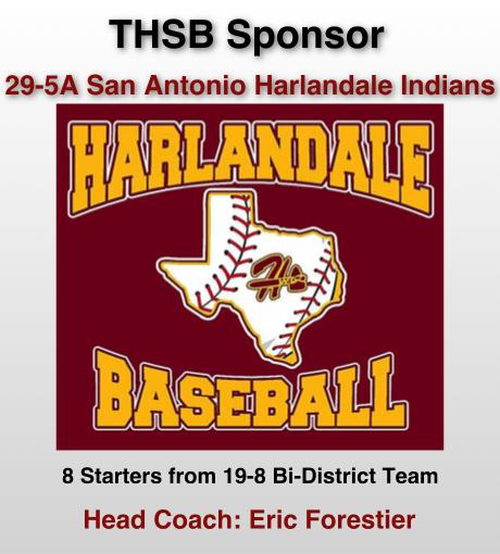 Harlandale Team Sponsor Slide 2