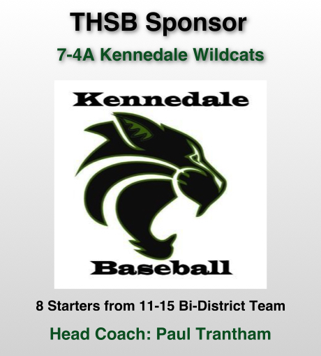 Kennedale Team Sponsor Slide