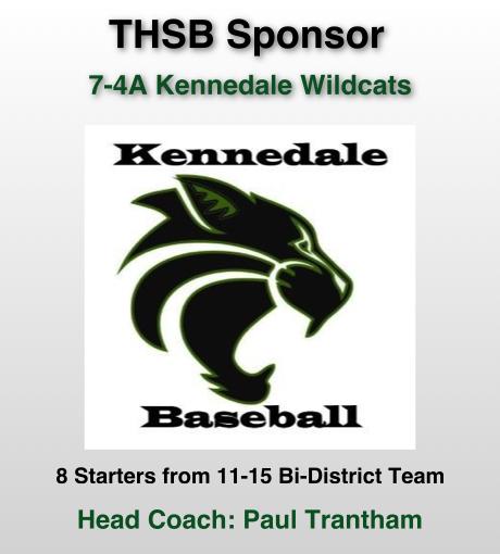 Kennedale Team Sponsor Slide