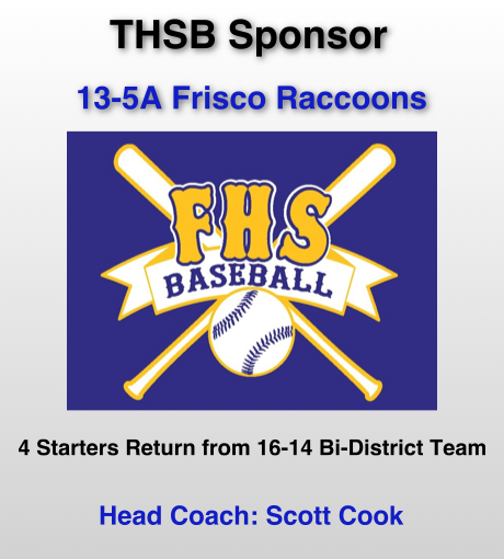 Frisco Team Sponsor Slide