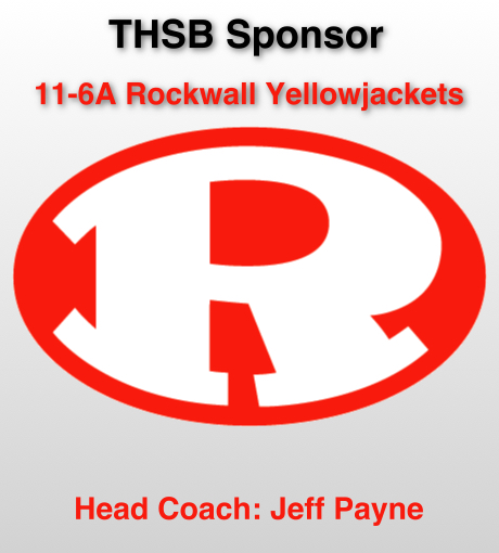 THSB Sponsor Rockwall Slide