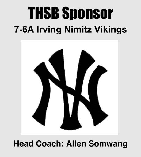 THSB Sponsor Slide Irving Nimitz