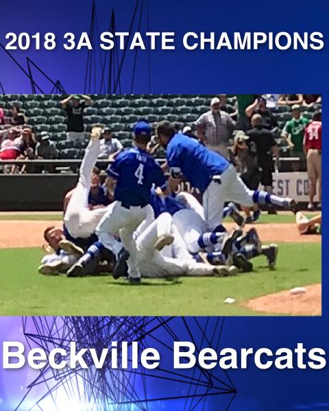 Beckville State Championship Slide