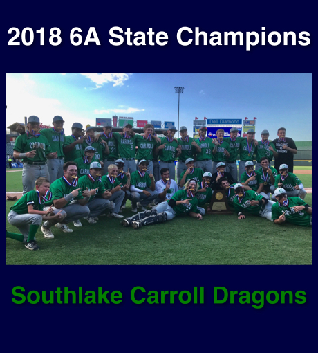Southlake Carroll State Championship Slide