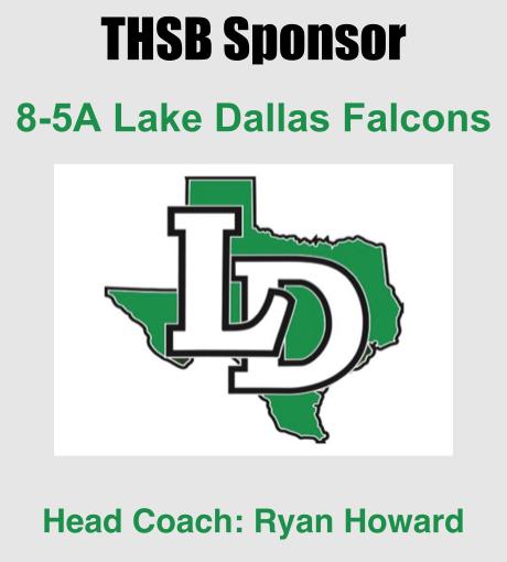 THSB Sponsor Lake Dallas