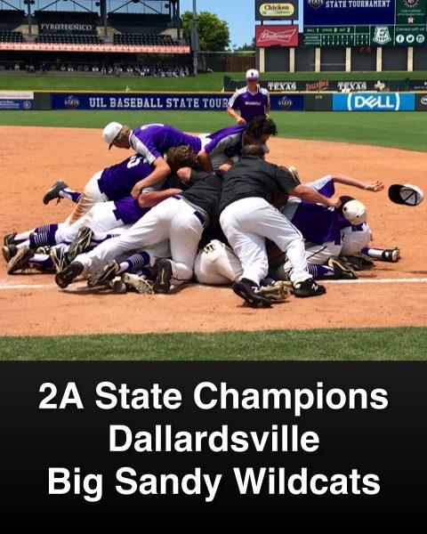 Big Sandy State Championship Slide