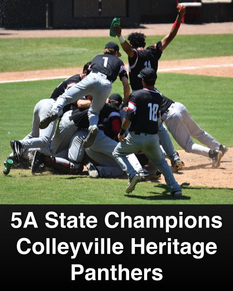 Colleyville 2019State Championship Slide