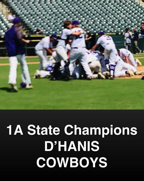 D'Hanis State Championship Slide