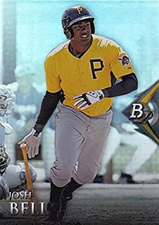 Josh Bell Baseball Card