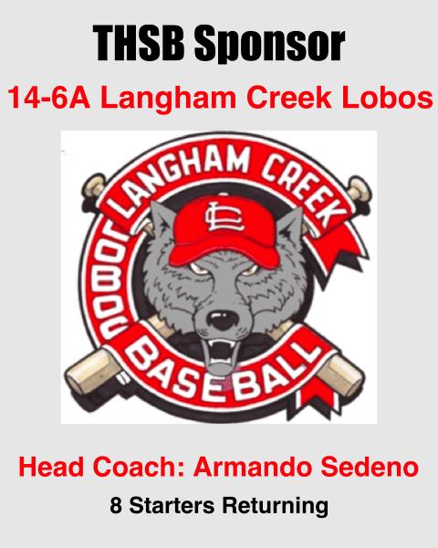 Langham Creek THSB Sponsor