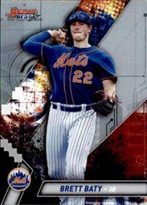 Brettt Baty Baseball Card