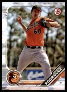 Grayson Rodriguez Baseball Card