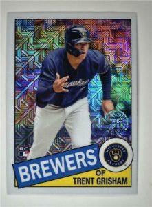 Trent Grisham Baseball Card