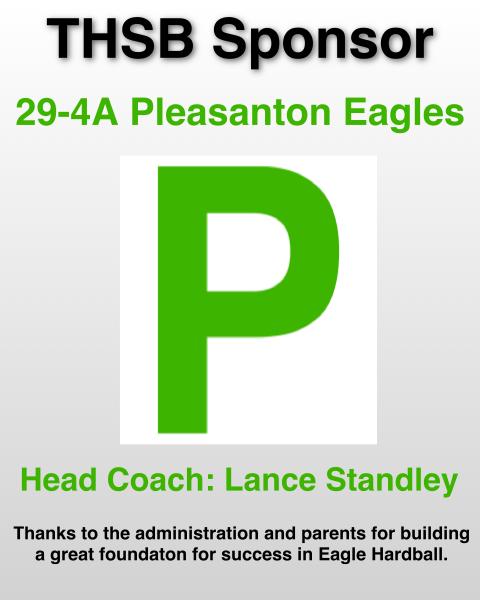 Pleasanton Team Sponsor