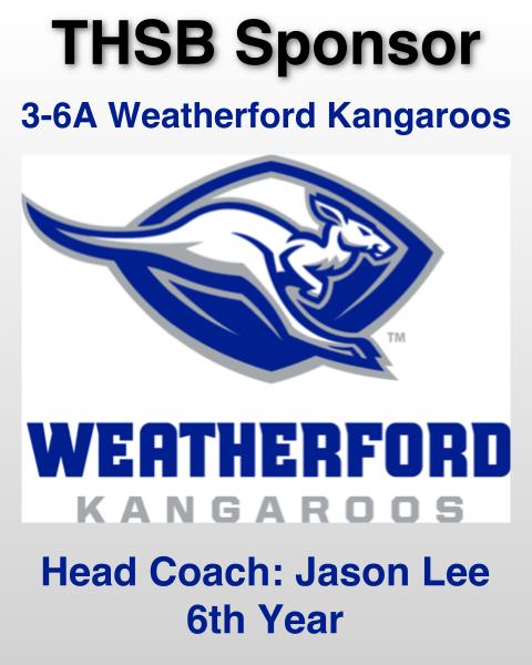 Weatherford Team Ad