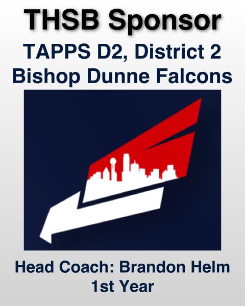 Bishop Dunne Team Ad